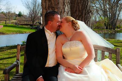 Eichenblatt-Ingle Wedding