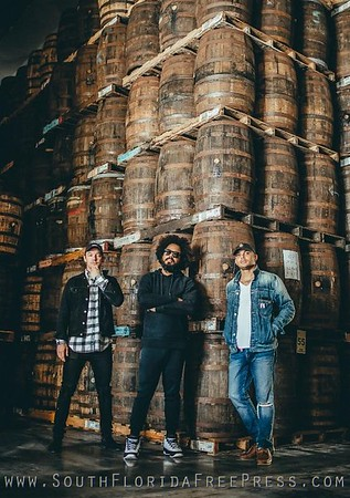Bacardi and Jillionaire of Major Lazer