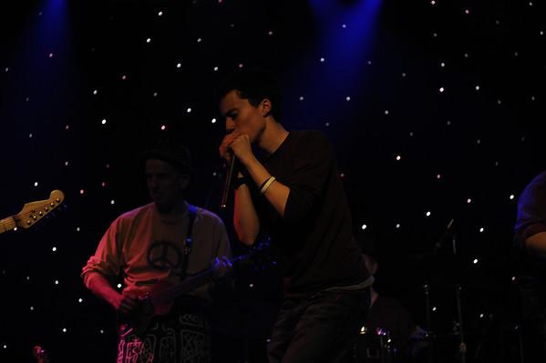 11-23-2008 Jay Gaunt at Mexicali Live, Teaneck, NJ