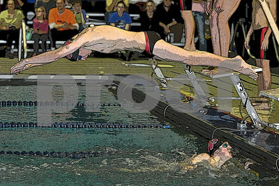 CHS Swimming