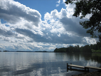 Sanna's summer place in Suomi