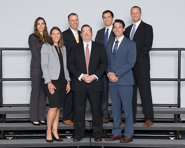 2018 Finance Leadership Academy Graduation