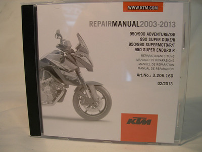 KTM 990 SMT Misc Photos & Images