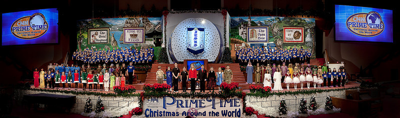 "2009 ""CNN PRIME TIME CHRISTMAS AROUND THE WORLD"""