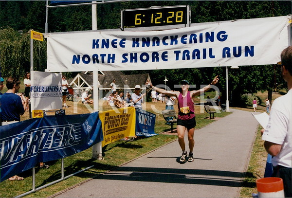 Jul 8, 1995 - Finish line photos