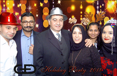 G+D Holiday Party_Dec. 2018