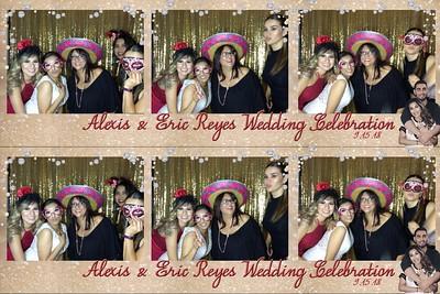 Alexis & Eric Reyes Wedding Celebration