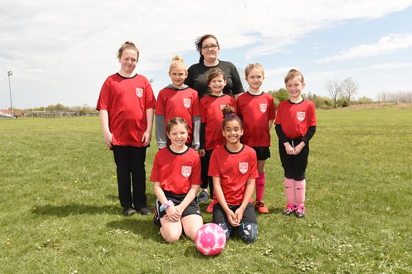 U10 girls Team 2
