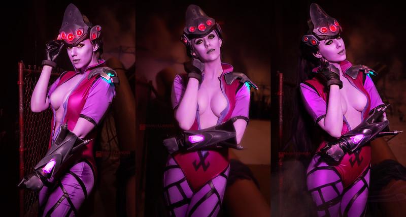 Widowmaker Cosplay - Overwatch