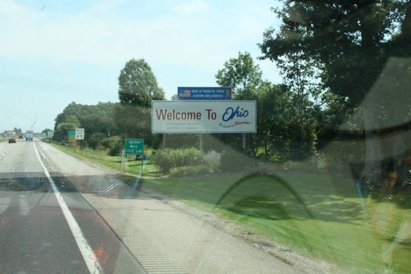 The Long Drive from Illinois to Vermont