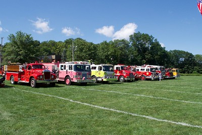 August 19, 2017 3rd Annual Fire Apparatus Muster & Model Show - Denville, NJ