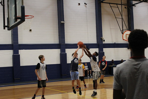 Basketball Camp Summer 2019
