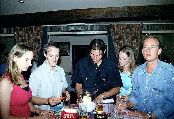 17.06.2000 - Feestavond 20 jaar BCG