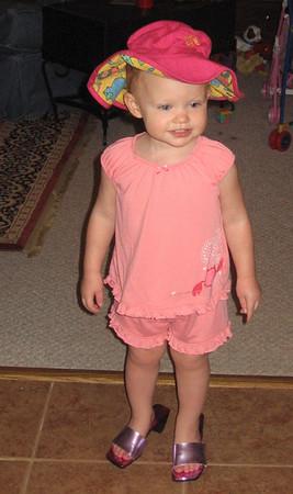 2007 August - Gracie