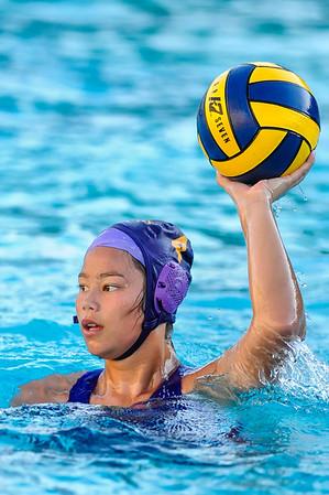 Salinas JV Water Polo