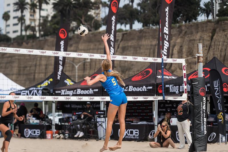 BVNE Collegiate Showcase @ Santa Monica Beach