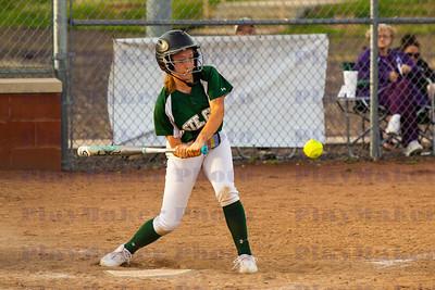 Ste. Genevieve vs Central High School Softball