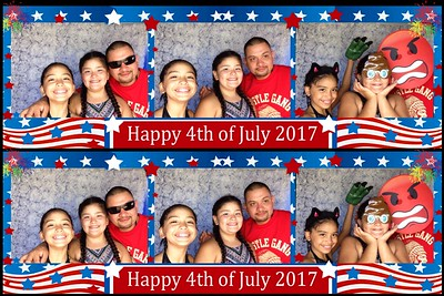4th of July Party 2017