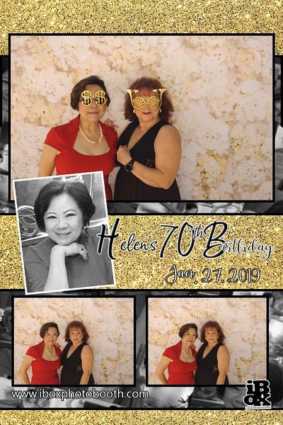 Helen's 70th Birthday