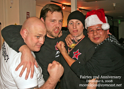 Fairtex Anniversary on December 6, 2008