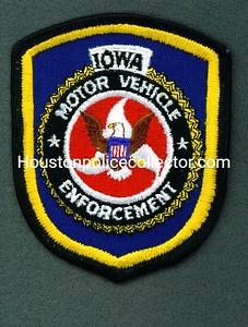 Iowa Motor Vehicle Enforcement