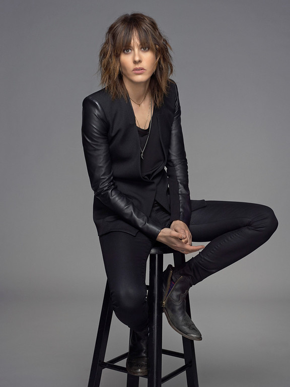 . Katherine Moennig (character name Lena) from Ray Donovan (Photo:  Brian Bowen Smith/SHOWTIME)