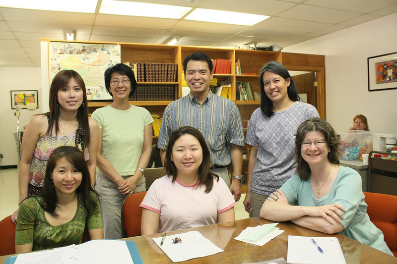 Chinese School PTA 2008-09