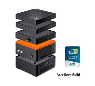 Revo Build (CES 2016)