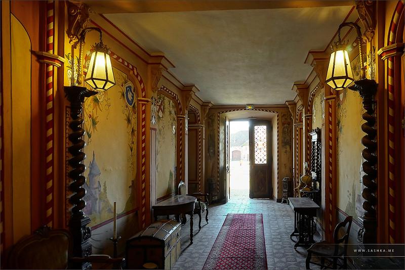 Thanville Chateau