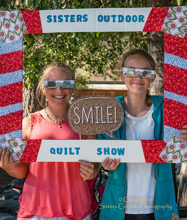 Sisters Outdoor Quilt Show 2017