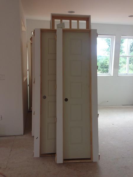 Interior Finishes & Trim Details