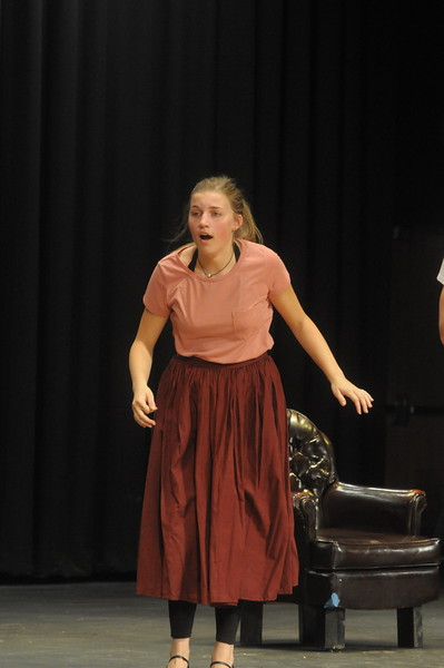 """Musical Comedy Murders of 1940"" at Souderton Area High School"