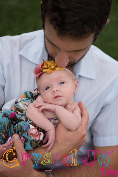 Avery Hamilton Newborn