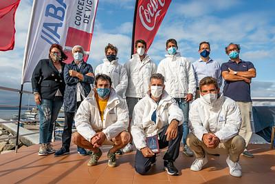 Trofeo Concello de Vigo de Vela Ligera - Reparto de premios