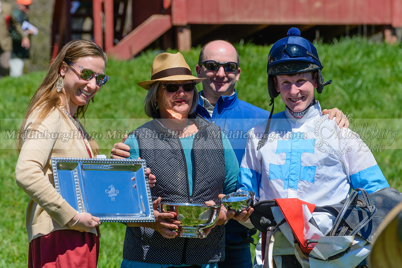 2017 Old Dominion Hounds Point to Point