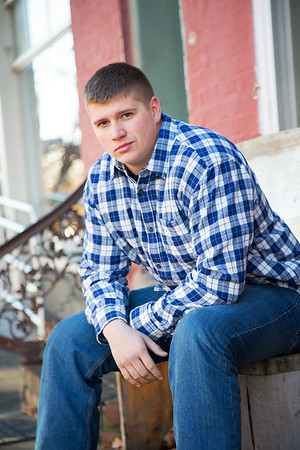 Kaleb's Senior Session