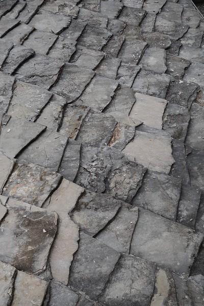 roof stones, Mostar