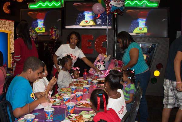 Chauncy's 2nd Birthday Party