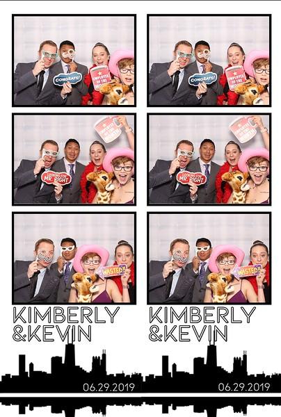 Kimberly & Kevin's Wedding (06/29/19)