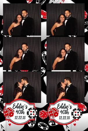 Eddie's 40th