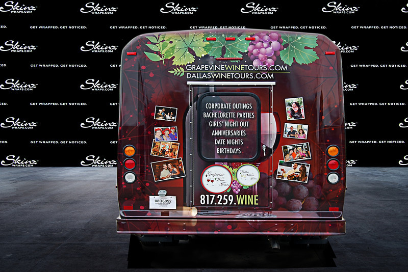 Dallas WIne Tours; Dallas, TX