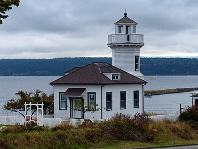 Fort Worden and Point Wilson Lighthouse via Bluff Loop - October 14, 2021