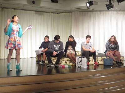 Drama Performances Highlight HS Student Work