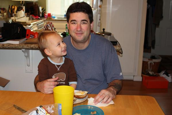 Sam and Cam - Dec 2010