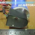SKU: AE-MOTOR/45S,Permanent Magnet 24VDC Servo Motor 45SY for V-Auto Vinyl Cutter x Axis and Y Axis