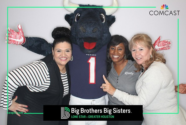 Prints - Comcast - Big Brothers Big Sisters Official Kick-Off