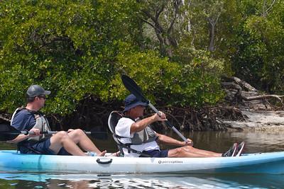 1230PM Heart of Rookery Bay Kayak Tour - Dietzel, Pugh & Moses