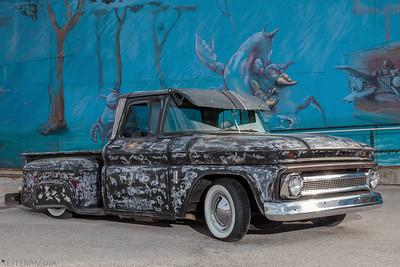 Rad Fashion with '63 Chevy
