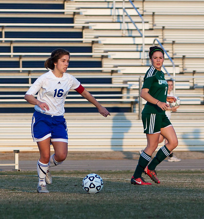 Girls Varsity -vs- Grayson (02/16/11)