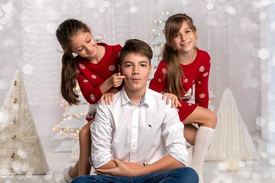 Ева, Мади и Алекс